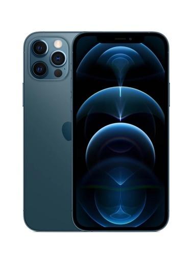 Apple iPhone 12 Pro Max 128GB Pacific Blue Mavi